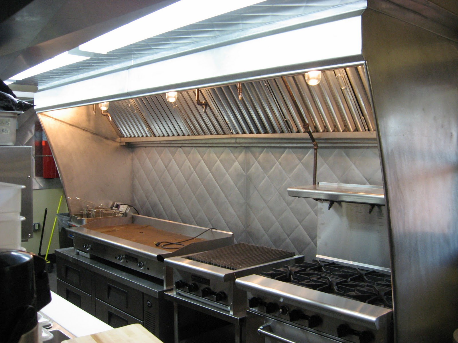 Commercial Kitchen Hood Exhaust Fans All About Fan Wiring Diagram Source Ventilation System Appliances Tips